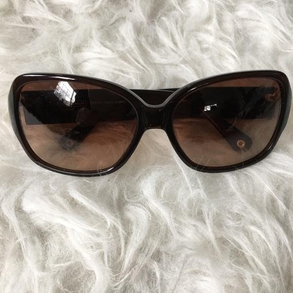 4cebb45989cd Coach Accessories | Odessa Brown Sunglasses | Poshmark